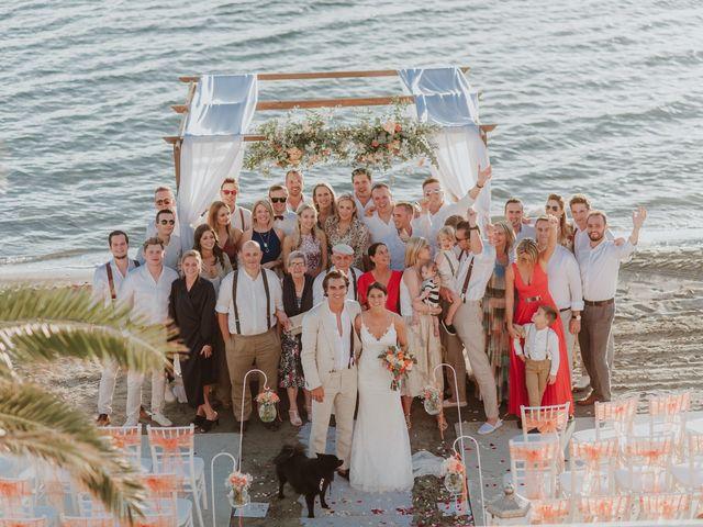 La boda de Jeffrey y Lina en La Manga Del Mar Menor, Murcia 36