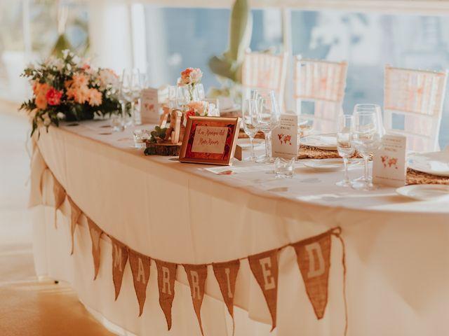 La boda de Jeffrey y Lina en La Manga Del Mar Menor, Murcia 37