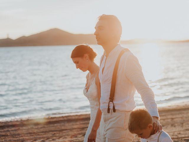 La boda de Jeffrey y Lina en La Manga Del Mar Menor, Murcia 38