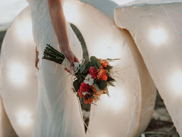 La boda de Jeffrey y Lina en La Manga Del Mar Menor, Murcia 39