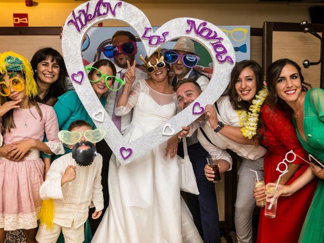 La boda de Juan y Gema en Nerja, Málaga 2
