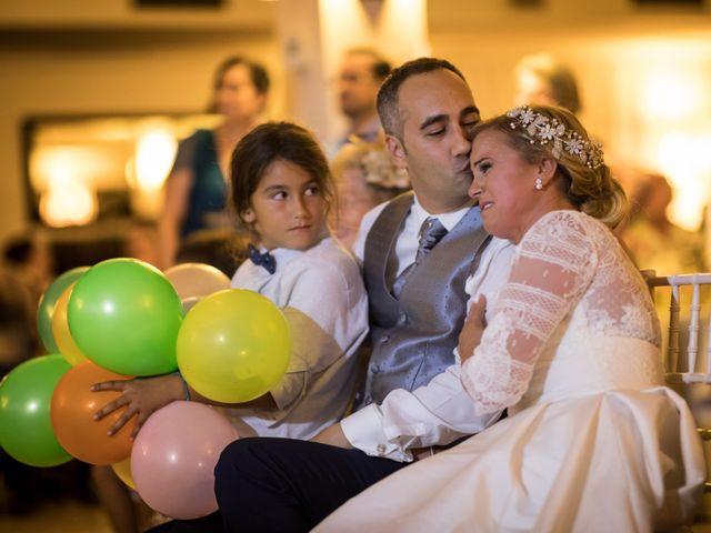 La boda de Juan y Gema en Nerja, Málaga 8