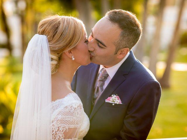 La boda de Gema y Juan