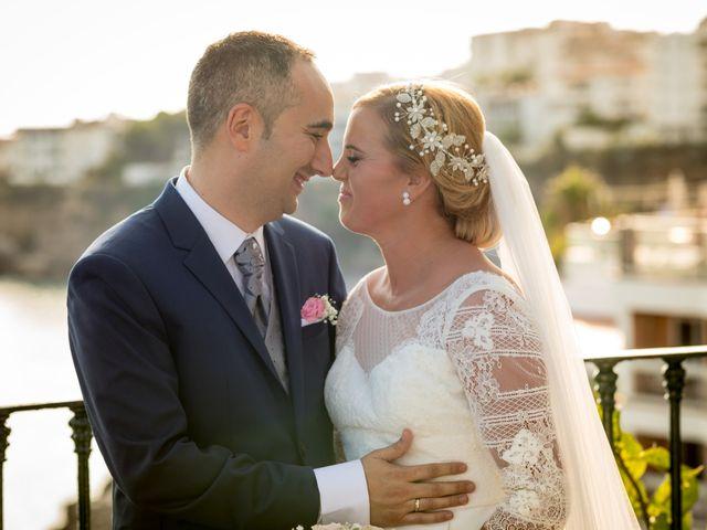 La boda de Juan y Gema en Nerja, Málaga 15