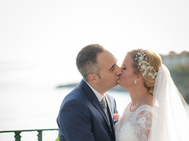 La boda de Juan y Gema en Nerja, Málaga 17