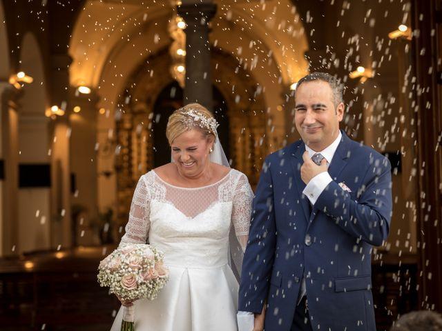 La boda de Juan y Gema en Nerja, Málaga 18