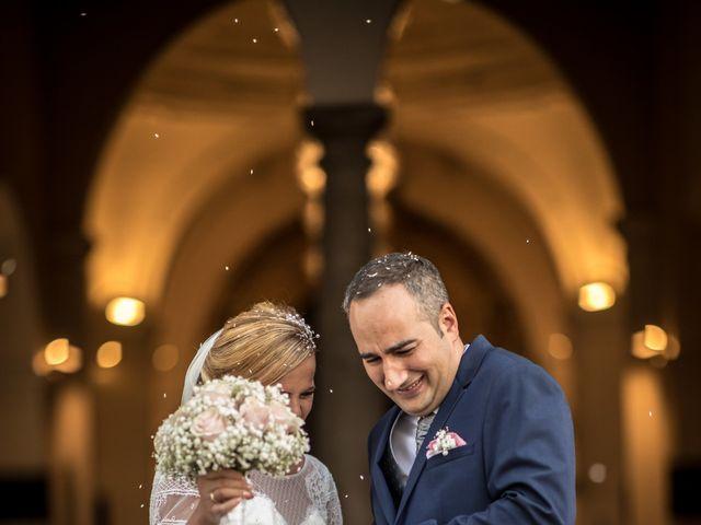La boda de Juan y Gema en Nerja, Málaga 19