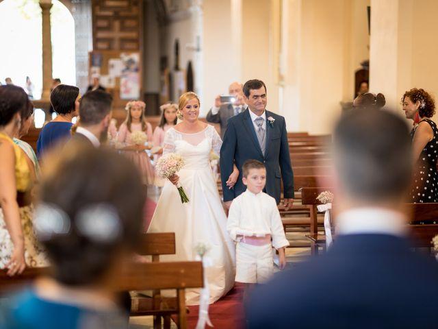 La boda de Juan y Gema en Nerja, Málaga 23
