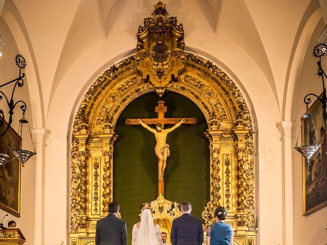 La boda de Juan y Gema en Nerja, Málaga 25