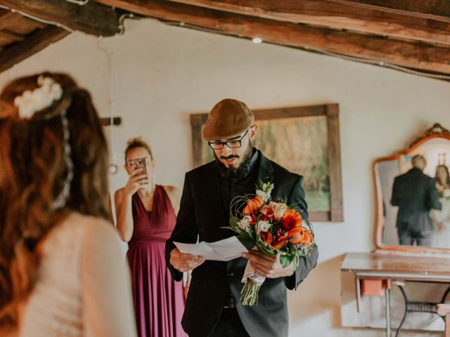 La boda de Juan Sebastian y Joyce en Vilanova De Sau, Barcelona 24