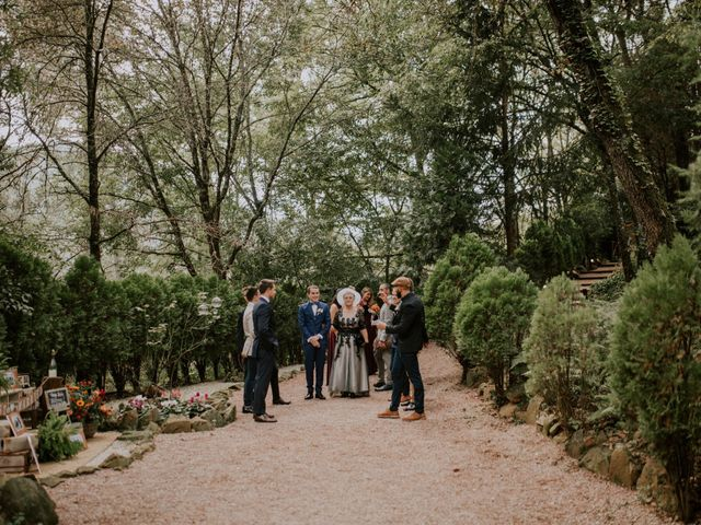 La boda de Juan Sebastian y Joyce en Vilanova De Sau, Barcelona 26
