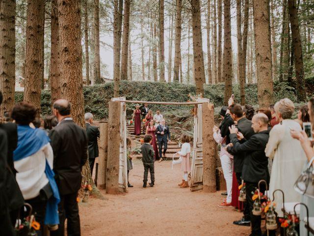 La boda de Juan Sebastian y Joyce en Vilanova De Sau, Barcelona 28