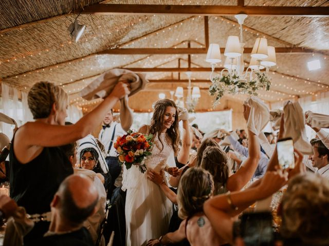 La boda de Juan Sebastian y Joyce en Vilanova De Sau, Barcelona 38
