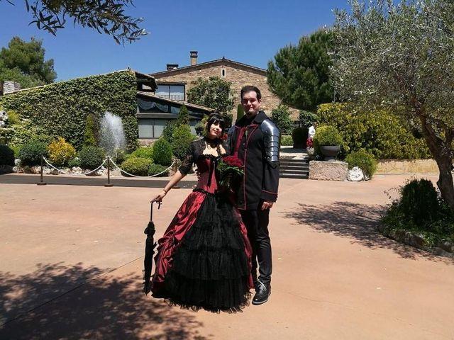 La boda de Gerard y Esther en Castellar Del Valles, Barcelona 2