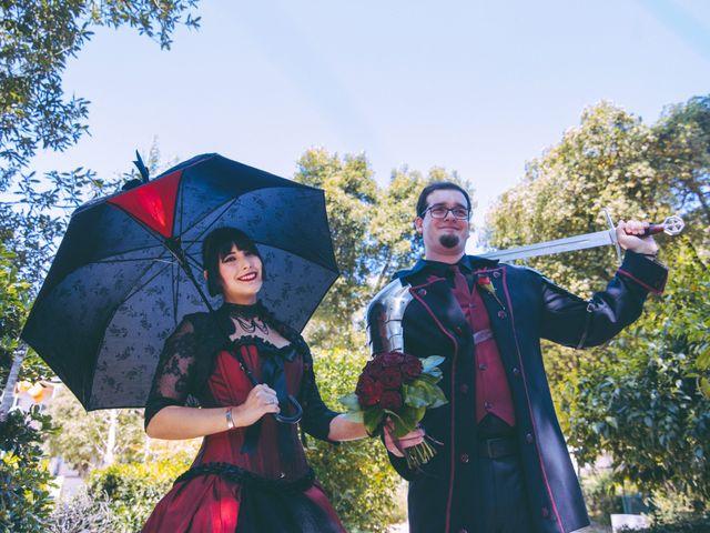 La boda de Esther y Gerard