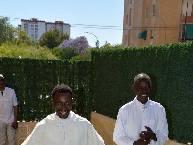 La boda de Daniela y Ismael en Alacant/alicante, Alicante 6