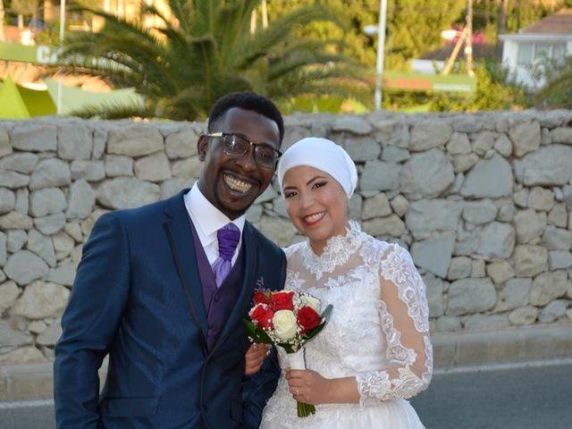 La boda de Daniela y Ismael en Alacant/alicante, Alicante 11