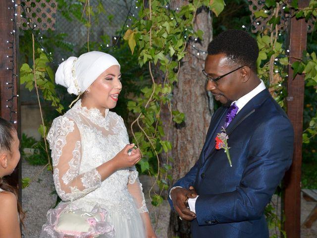 La boda de Daniela y Ismael en Alacant/alicante, Alicante 14