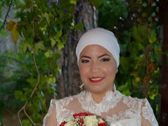 La boda de Daniela y Ismael en Alacant/alicante, Alicante 16