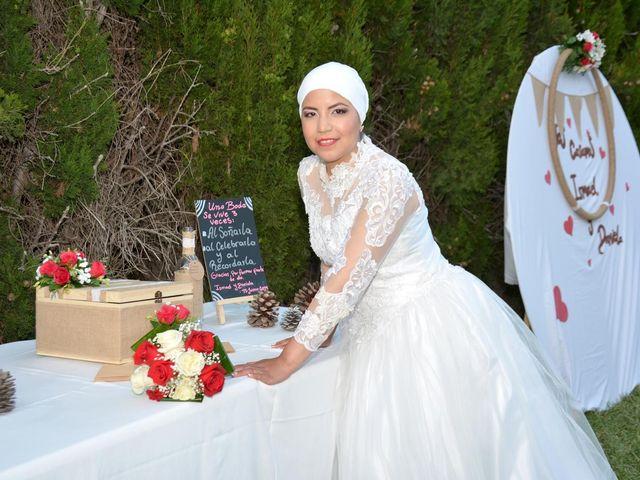 La boda de Daniela y Ismael en Alacant/alicante, Alicante 18