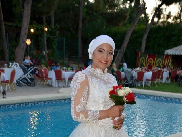 La boda de Daniela y Ismael en Alacant/alicante, Alicante 19
