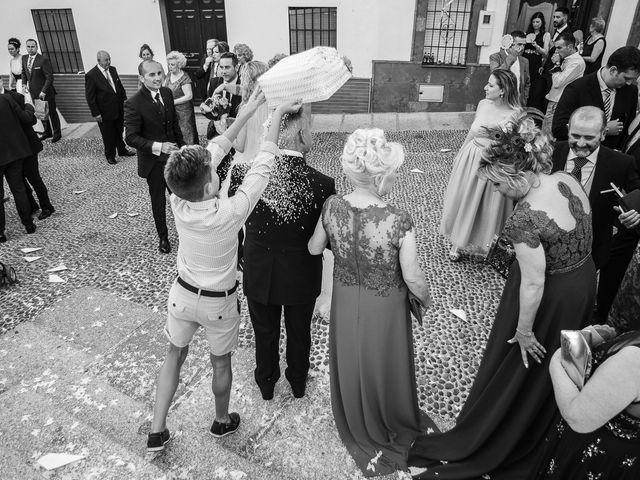 La boda de Jose y Puri en Espiel, Córdoba 17