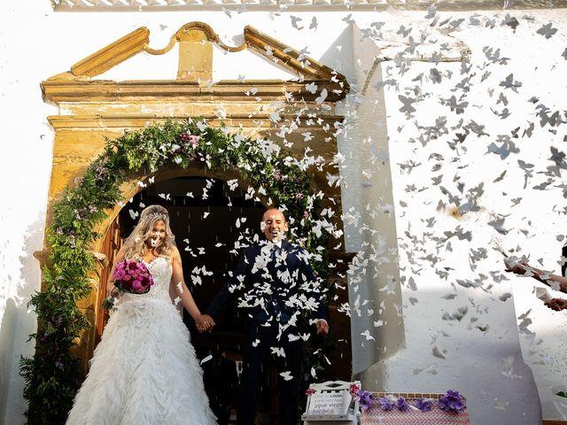 La boda de Jose y Puri en Espiel, Córdoba 21