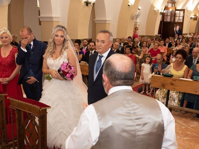 La boda de Jose y Puri en Espiel, Córdoba 24