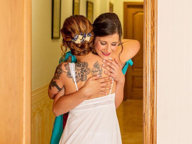 La boda de Jorge y María en Yecla, Murcia 1