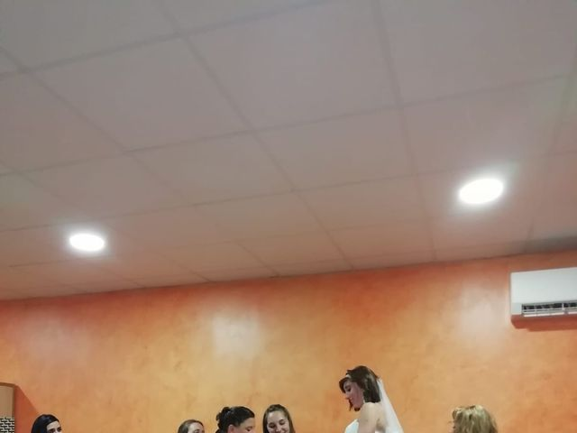 La boda de Roberto y Omara en Tejeda, Cáceres 1