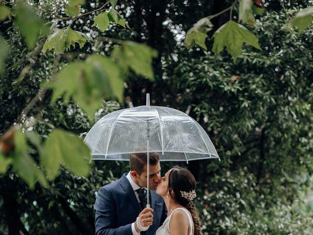 La boda de David y Amanda  en Solares, Cantabria 13