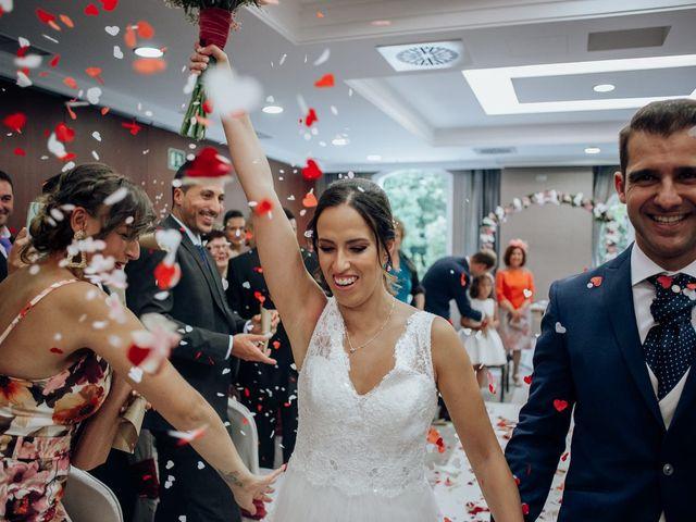 La boda de David y Amanda  en Solares, Cantabria 16