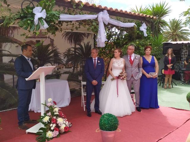 La boda de Juan Jorge  y Nereida  en Ingenio, Las Palmas 3