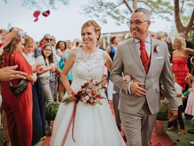 La boda de Nereida  y Juan Jorge