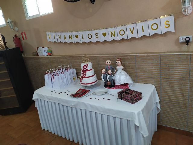 La boda de Juan Jorge  y Nereida  en Ingenio, Las Palmas 7