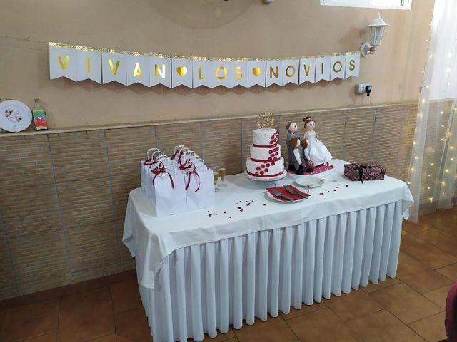 La boda de Juan Jorge  y Nereida  en Ingenio, Las Palmas 8