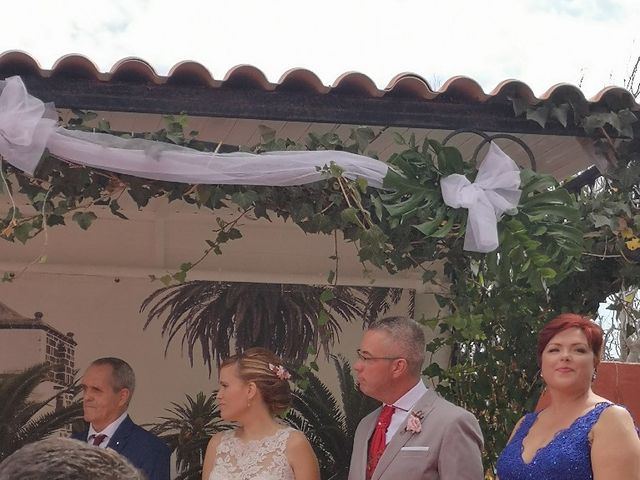 La boda de Juan Jorge  y Nereida  en Ingenio, Las Palmas 11