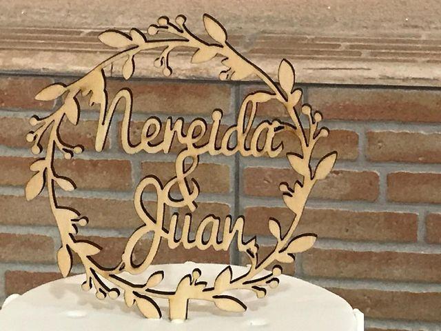 La boda de Juan Jorge  y Nereida  en Ingenio, Las Palmas 16
