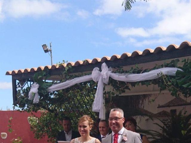 La boda de Juan Jorge  y Nereida  en Ingenio, Las Palmas 29