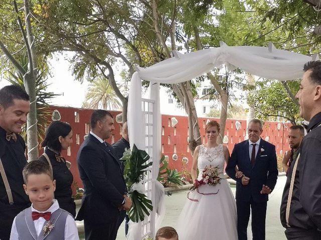 La boda de Juan Jorge  y Nereida  en Ingenio, Las Palmas 30