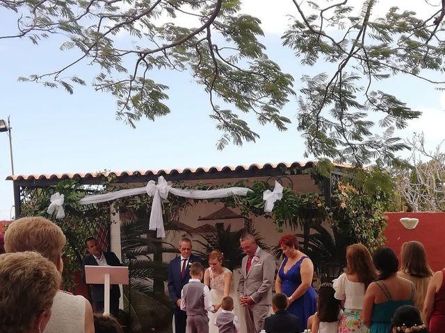 La boda de Juan Jorge  y Nereida  en Ingenio, Las Palmas 33