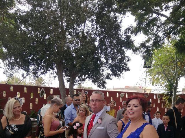 La boda de Juan Jorge  y Nereida  en Ingenio, Las Palmas 35