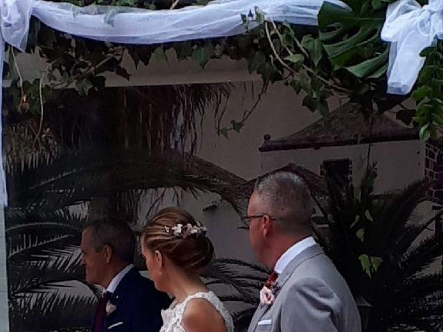 La boda de Juan Jorge  y Nereida  en Ingenio, Las Palmas 36