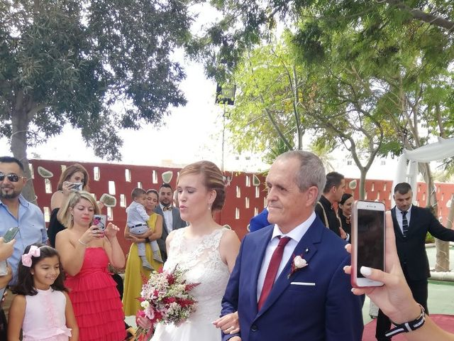 La boda de Juan Jorge  y Nereida  en Ingenio, Las Palmas 37