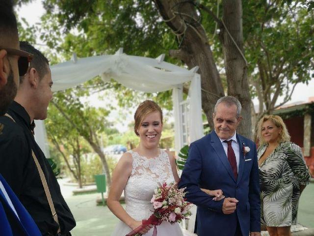 La boda de Juan Jorge  y Nereida  en Ingenio, Las Palmas 43