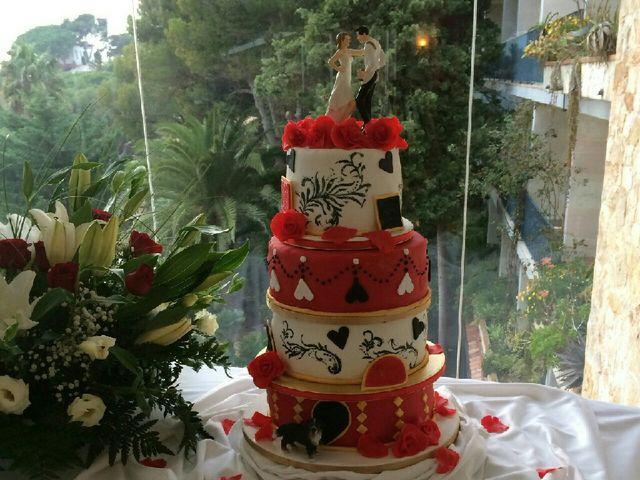 La boda de Jordi y Fiorella en Sant Feliu De Guixols, Girona 4