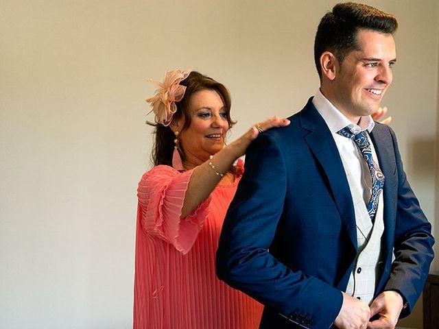 La boda de Edu y Mery en Collado Villalba, Madrid 16
