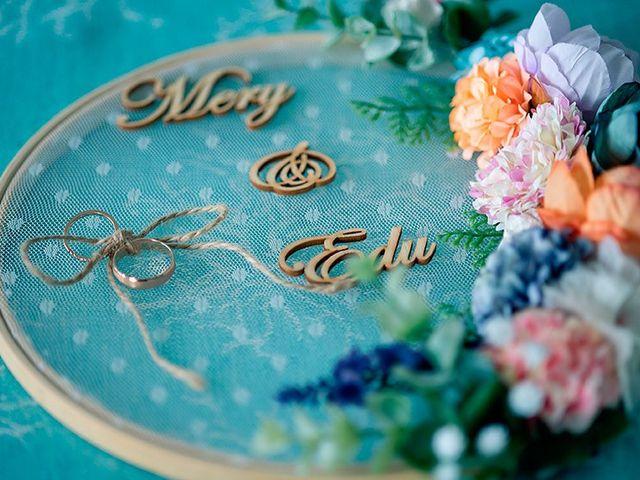 La boda de Edu y Mery en Collado Villalba, Madrid 21