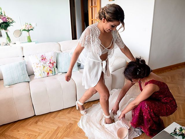 La boda de Edu y Mery en Collado Villalba, Madrid 45