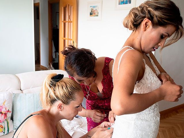 La boda de Edu y Mery en Collado Villalba, Madrid 49